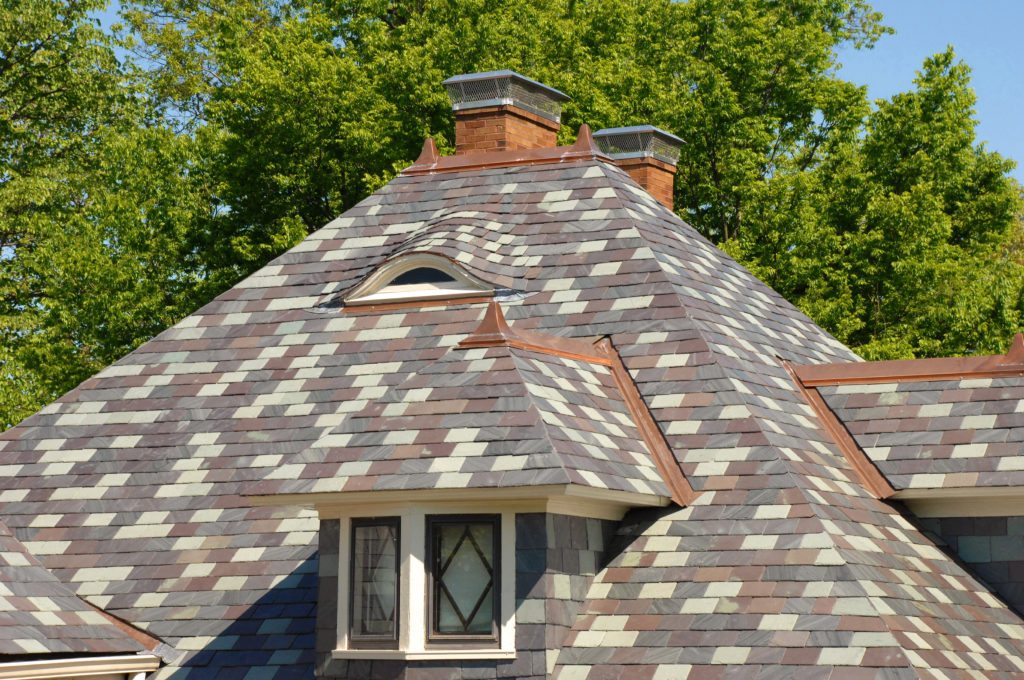 Slate Roof New Roof Estes Roofing Tyler Roofing Company Tyler Roofer