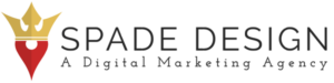 Spade Design - Web Design & Digital Marketing Agency - Tyler TX, Dallas TX, New Orleans, LA 600x150 Spade Design Logo