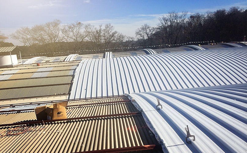 Commercial Roofing Estes Roofing Amp Construction Llc