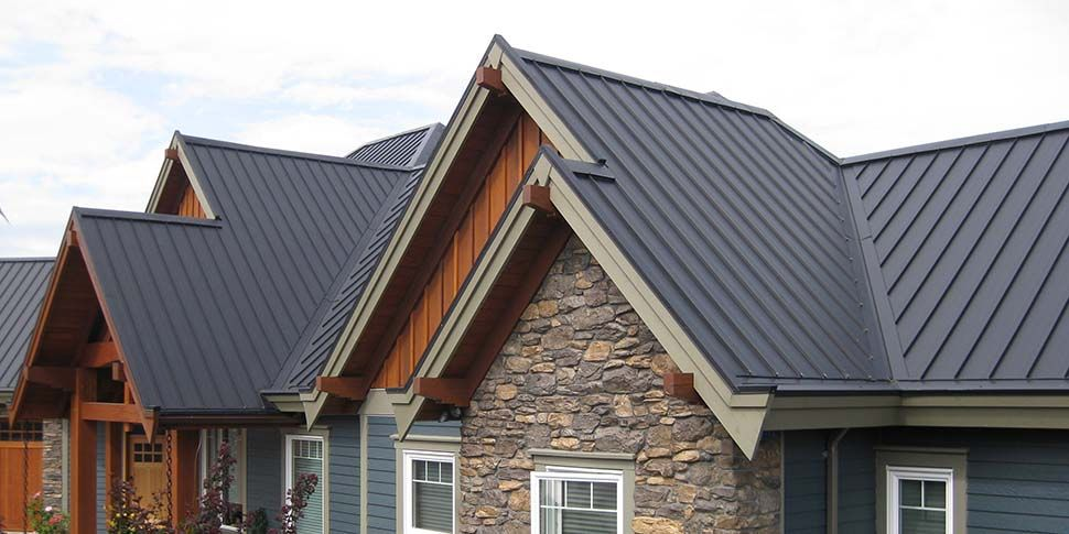 Metal Roof Tyler Tx Estes Roofing And Construction Roof