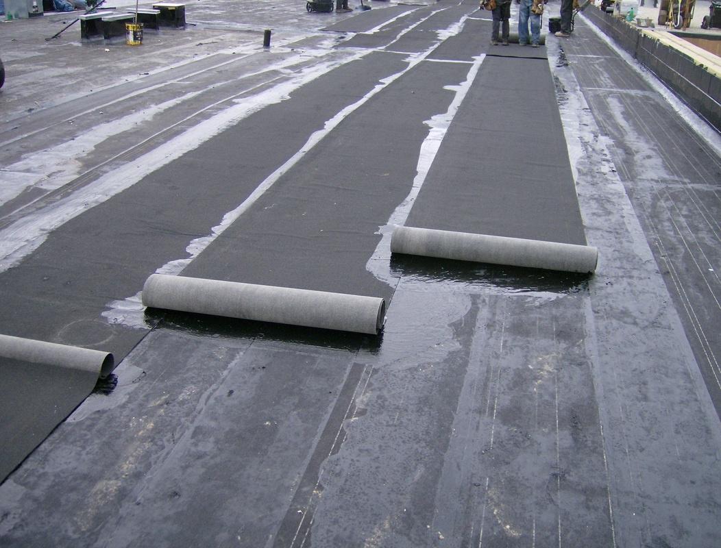 Modified Bitumen Roofing Tyler Estes Roofing Roofing