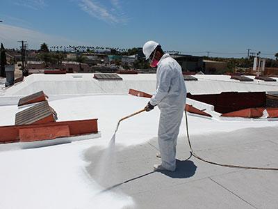 roof coating tyler