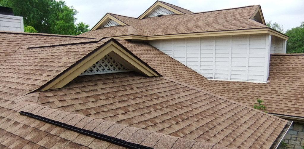 shingle roofing tyler